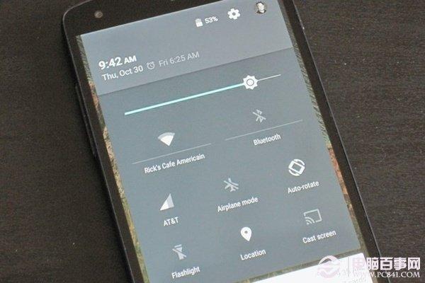 安卓5.0為Nexus 5作了額外的適配工作,但問題還是出現了
