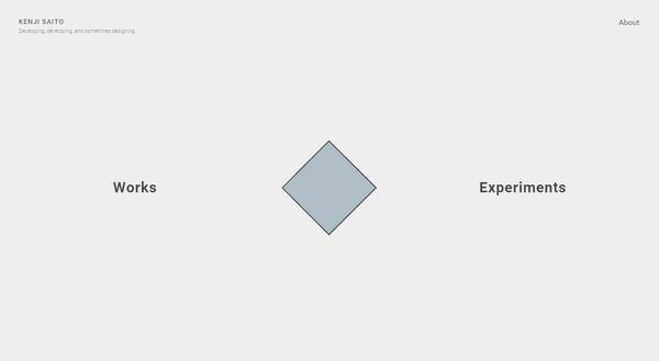 20個來自日本最優秀的網頁設計 三聯