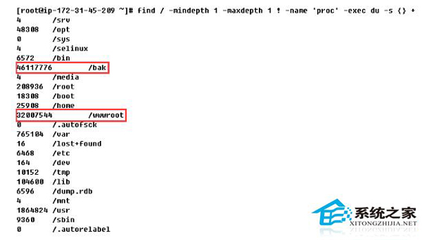 Linux df和du命令查出來的已使用空間不同如何解決?